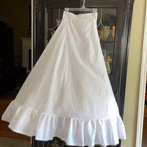 Full Length Bouffant Petticoat